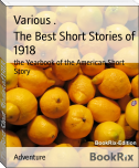 The Best Short Stories of 1918