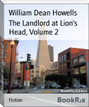 The Landlord at Lion's Head, Volume 2