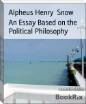 An Essay Based on the Political Philosophy