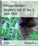 Ainslee's, Vol. 15, No. 5, June 1905