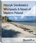 Whirlpools A Novel of Modern Poland