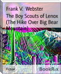 The Boy Scouts of Lenox (The Hike Over Big Bear Mountain)