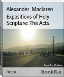 Expositions of Holy Scripture: The Acts