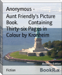 Aunt Friendly's Picture Book.        Containing Thirty-six Pages in Colour by Kronheim