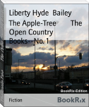 The Apple-Tree        The Open Country Books--No. 1
