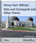 Nala and Damayanti and Other Poems