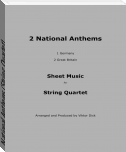 National Anthems (String Quartet)