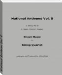 National Anthems Vol. 5