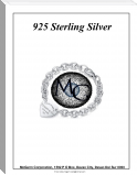 925 Sterling Silver Jewelry Catalog