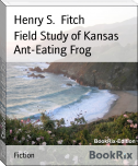 Field Study of Kansas Ant-Eating Frog