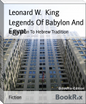 Legends Of Babylon And Egypt