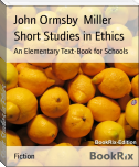 Short Studies in Ethics