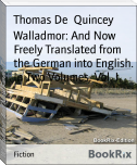 Walladmor: And Now Freely Translated from the German into English. In Two Volumes. Vol. I.