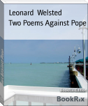 Two Poems Against Pope
