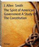 The Spirit of American Government A Study Of The Constitution