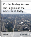 The Pilgrim and the American of Today
