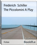 The Piccolomini A Play