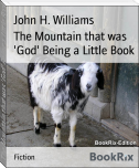 The Mountain that was 'God' Being a Little Book