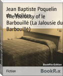 The Jealousy of le Barbouillé (La Jalousie du Barbouillé)