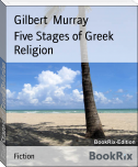 Five Stages of Greek Religion