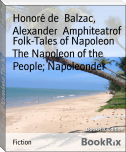Folk-Tales of Napoleon The Napoleon of the People; Napoleonder