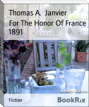 For The Honor Of France 1891