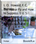 The House Fly and How to Suppress It U. S. Department of Agriculture Farmers' Bulletin No. 1408