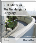 The Gundungurra Language
