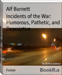 Incidents of the War: Humorous, Pathetic, and Descriptive