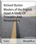 Masters of the English Novel A Study Of Principles And Personalities