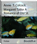 Margaret Tudor A Romance of Old St. Augustine