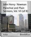 Parochial and Plain Sermons, Vol. VII (of 8)