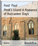 Peak's Island A Romance of Buccaneer Days