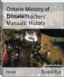 Ontario Teachers' Manuals: History