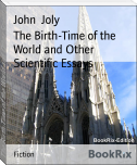 The Birth-Time of the World and Other Scientific Essays