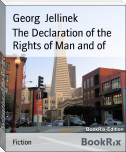 The Declaration of the Rights of Man and of