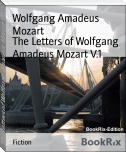 The Letters of Wolfgang Amadeus Mozart V.1