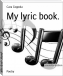 My lyric book.