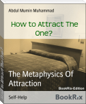 How to Attract The One?