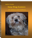 Easy Dog Games for indoors and outdoors