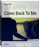 Come Back To Me (chapters 1-9)