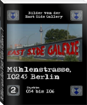 Bilder von der East Side Gallery - 2