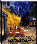 Vincent van Gogh und Paul Gauguin