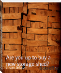 Are you up to buy a new storage shed?
