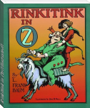 Rinkitink in Oz (Illustrated)