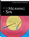 On the Meaning of Sin