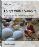 I Slept With a Vampire