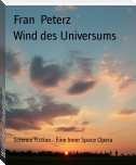 Wind des Universums