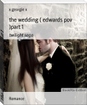 the wedding ( edwards pov )part 1
