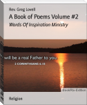 A Book of Poems Volume #2